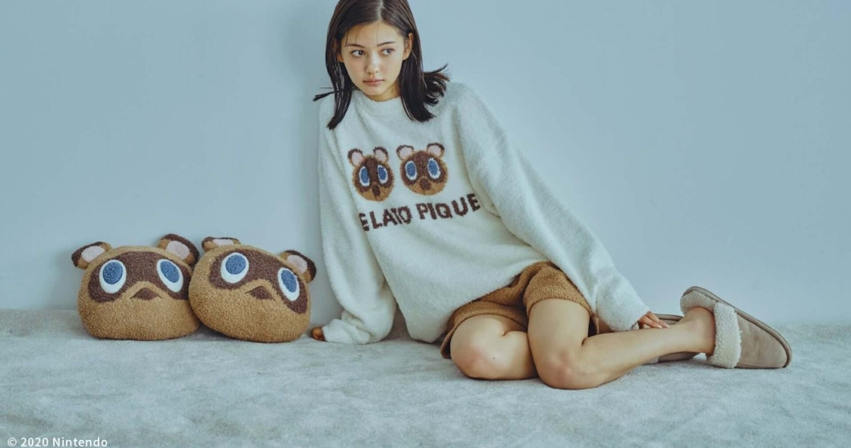 New Lineup Of Animal Crossing Clothing Features Nook Slippers And Pullover