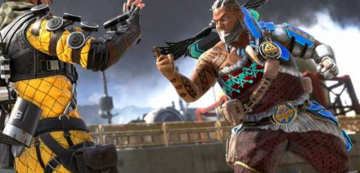 Apex Legends leak gives first look at Gibraltar's Heirloom weapon