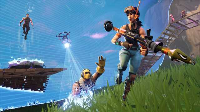 Fortnite dataminers find evidence for a Heavy Mortar weapon in Season 4