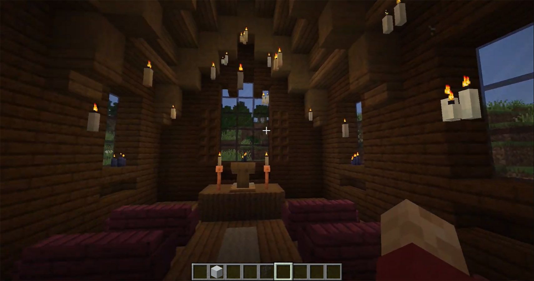 Harry Potter's Floating Candles Are Now A Reality In Minecraft