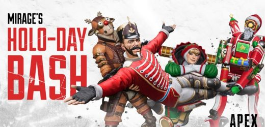Apex Legends to bring back the Holo-Day Bash event for Christmas