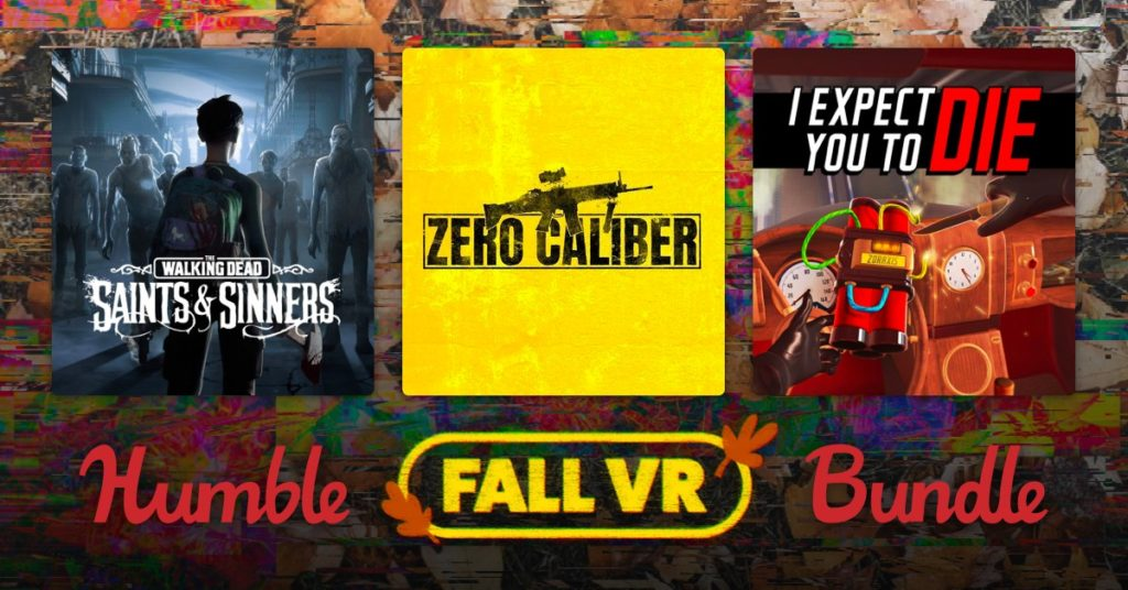 Humble Bundle's Fall VR Deal Offers 8 Games for £14 Supporting Movember