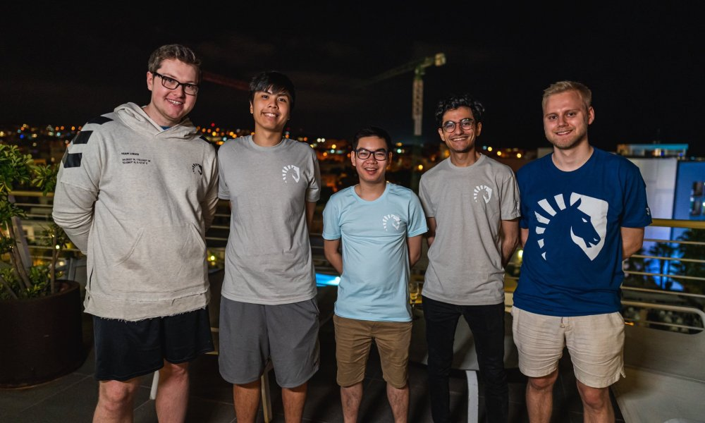 Team Liquid win their first event since joining the organisation