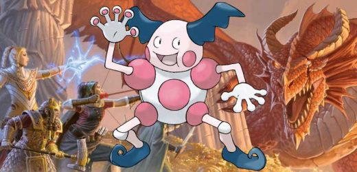 How To Turn Mr. Mime From Pokemon Into A D&D Monster
