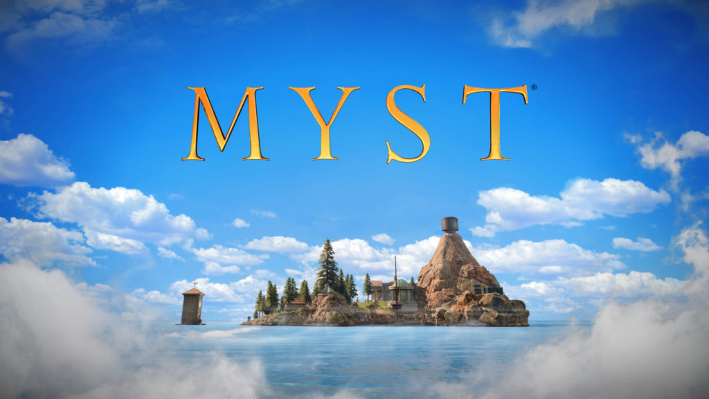 Return to Myst in December With Oculus Quest