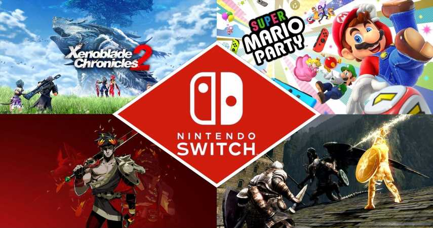Nintendo's Black Friday Deals Include Savings On Hades, Skyrim, Dark Souls, And More