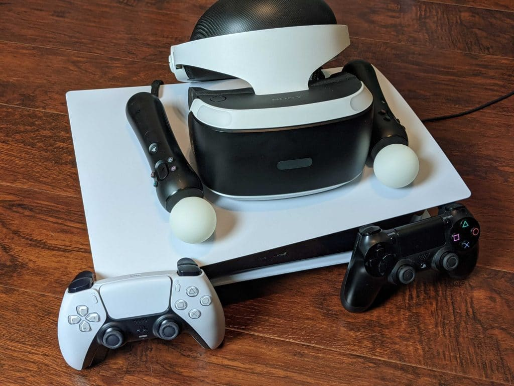 PS5 VR Review: Great Console, Disappointing VR