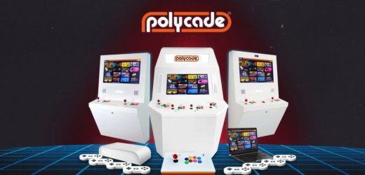 Polycade Game System Launches On Indiegogo, Fully Funds Within 24 Hours