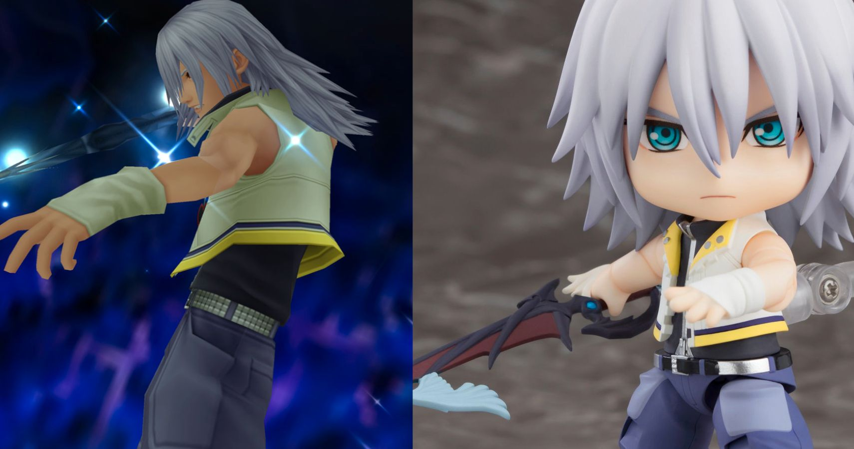 Kingdom Hearts 2 Riku Nendoroid Is Now Up For Preorder