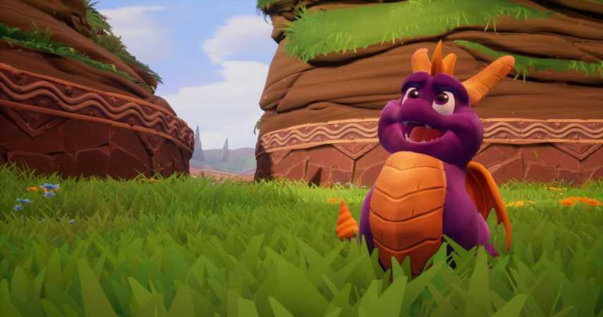 Round Spyro Is The Only Spyro We Care About Now