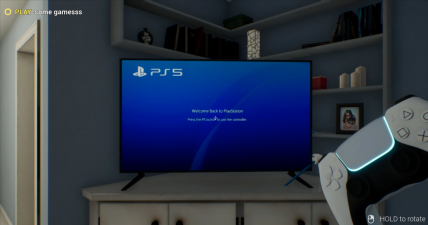 Play PS5 Simulator, The Game That Lets You Pretend You Got A PS5