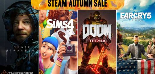 Steam Autumn Sale: Game Highlights And The Best Deals