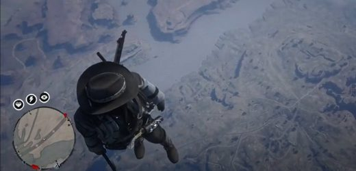 Red Dead Online Players Are Yeeting Themselves Into The Stratosphere With Bridge Glitch