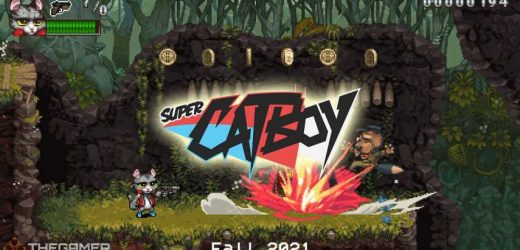 16-Bit Action Platformer Super Catboy Ready To Pounce Onto Your PC Fall 2021