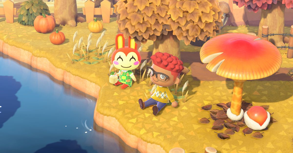 Animal Crossing: New Horizons will soon let you transfer your island to another Switch