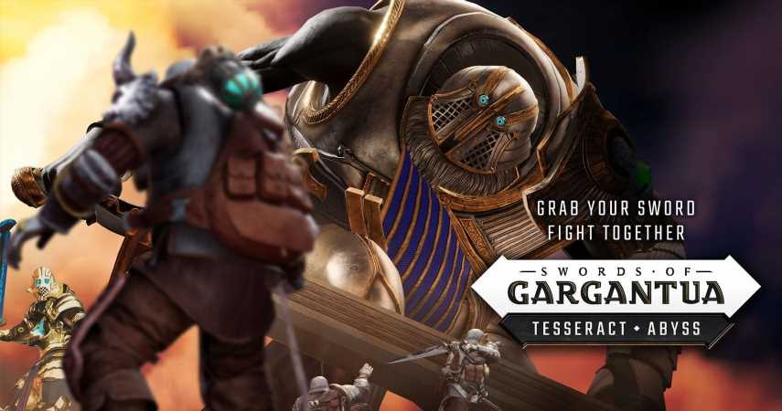 Swords of Gargantua Fighting Game Coming To PSVR On December 8