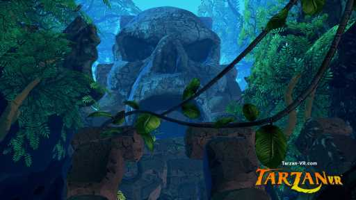 Go Behind the Scenes With Tarzan VR Ahead of November Launch