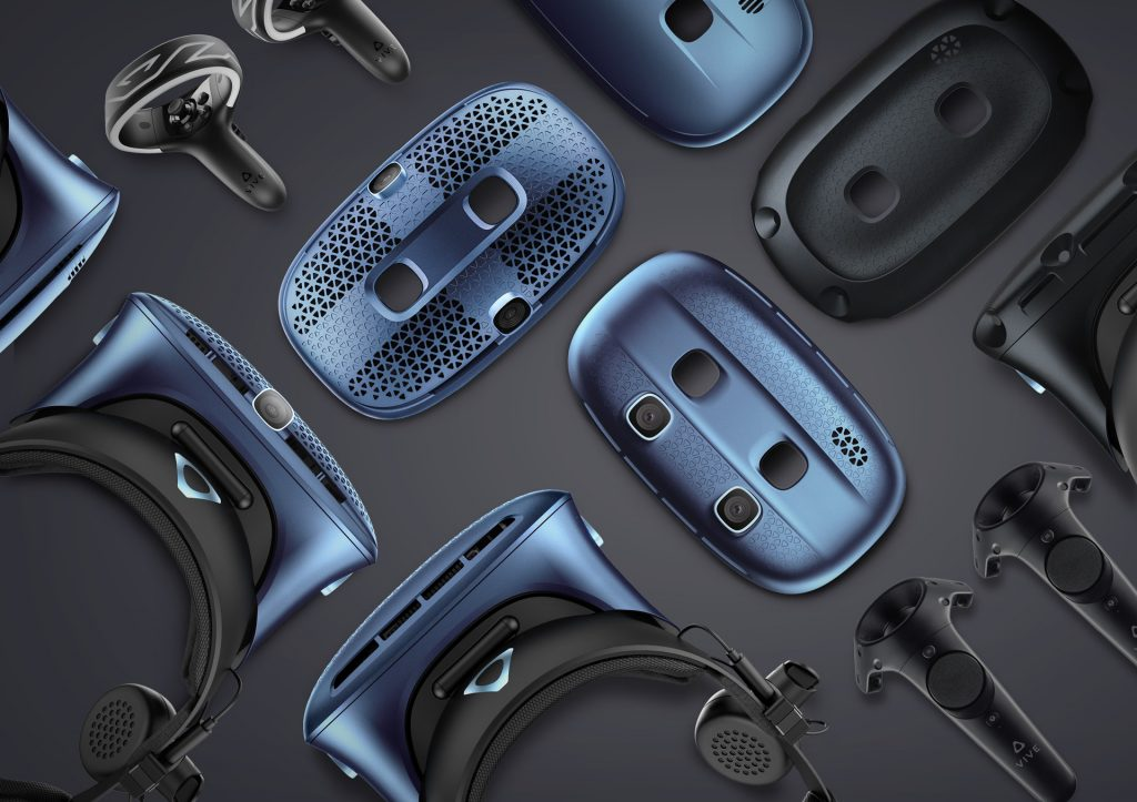 Dell Signs European  Distribution Deal With HTC Vive