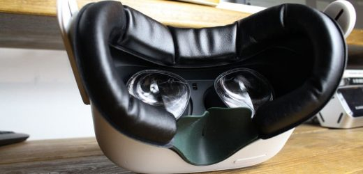 VR Cover Accessories For Oculus Quest 2 Available Now