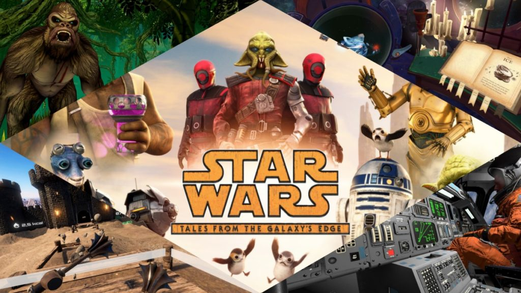 The VR Game Launch Roundup: The Stars Align in VR