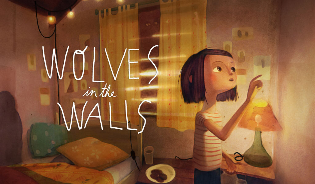 Wolves in the Walls Comes to Oculus Quest, Signup to Video Chat With Lucy Now