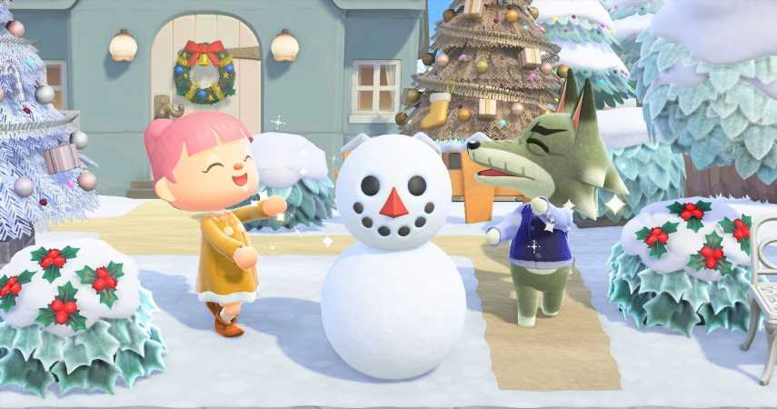 Animal Crossing: New Horizons Winter Update Arrives November 19, Adding Seasonal Activities, Winter Weather, And Much More