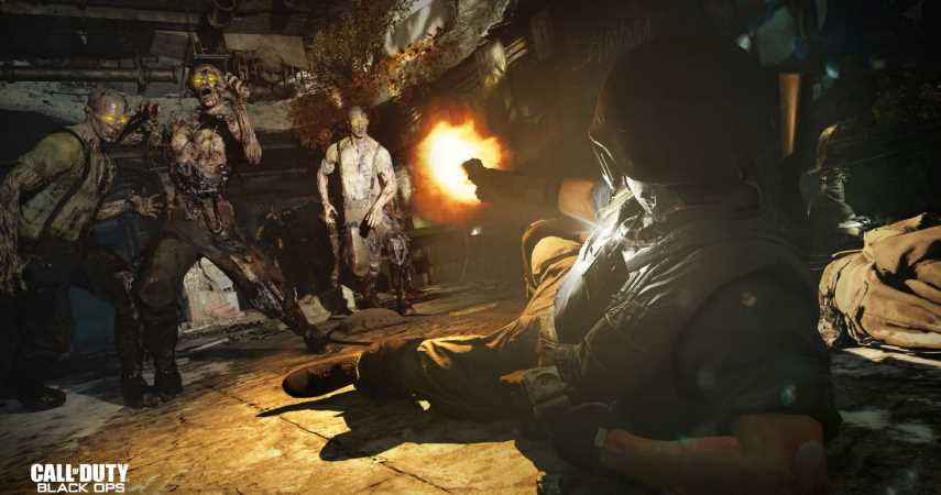 The 'Die Maschine' Main Easter Egg Quest Is Now Live In Black Ops: Cold War Zombies