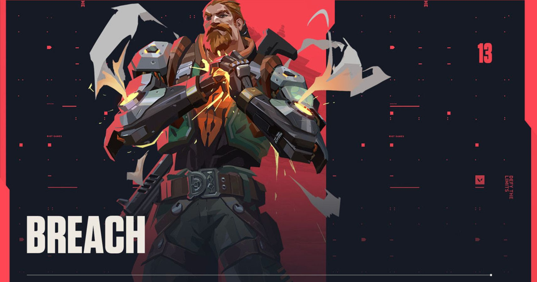 VALORANT Patch 1.11 Goes Live Again With More Breach Updates