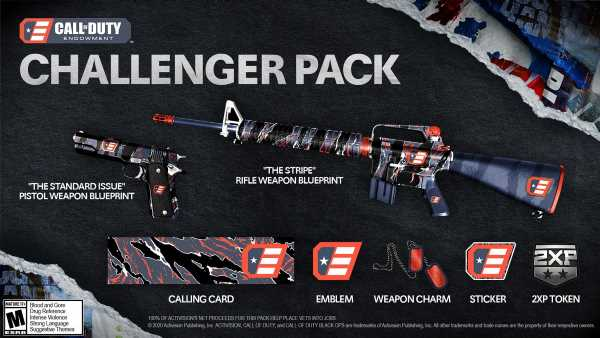 Call of Duty Endowment launches charity pack for Black Ops: Cold War