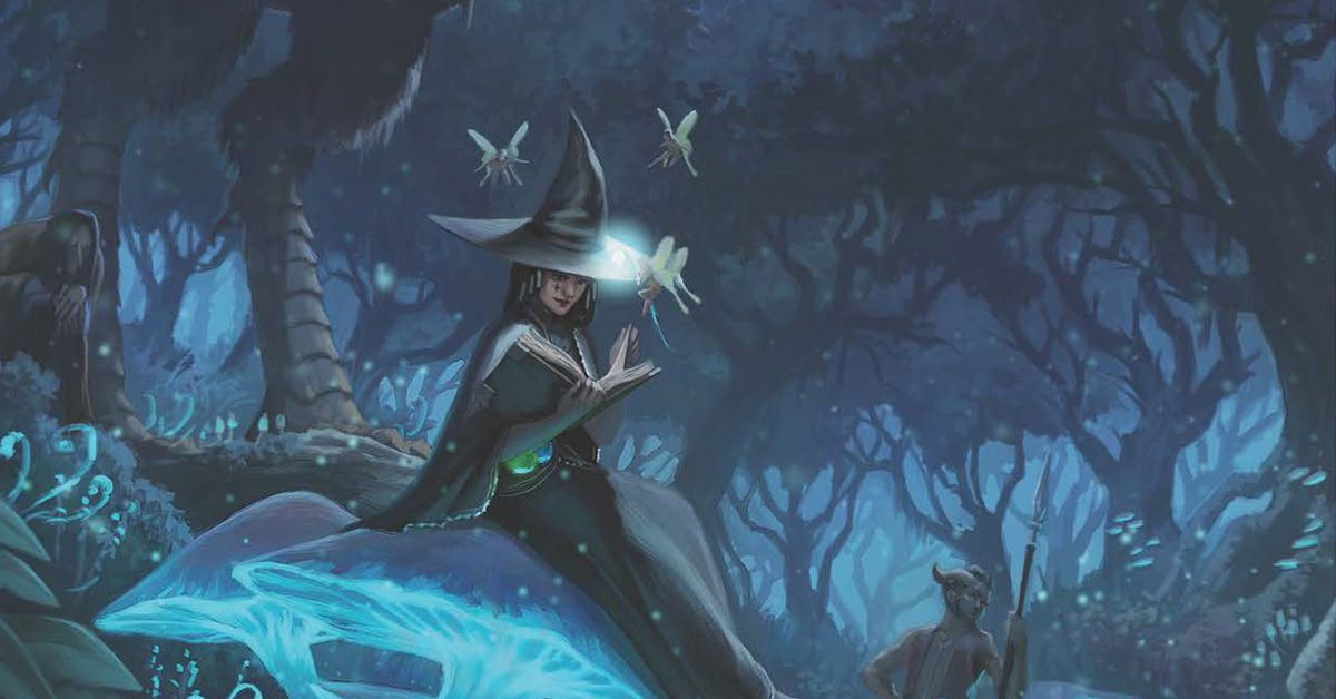 How Dungeons & Dragons' next book deals with race, plus exclusive new pages and art