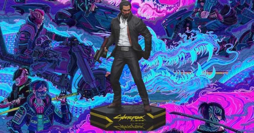 Exclusive Reveal: Dark Horse And CDPR Readying New Cyberpunk 2077 Figure