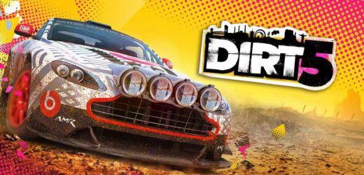 On Steam, Dirt 5 Peaked At 824 Concurrent Players