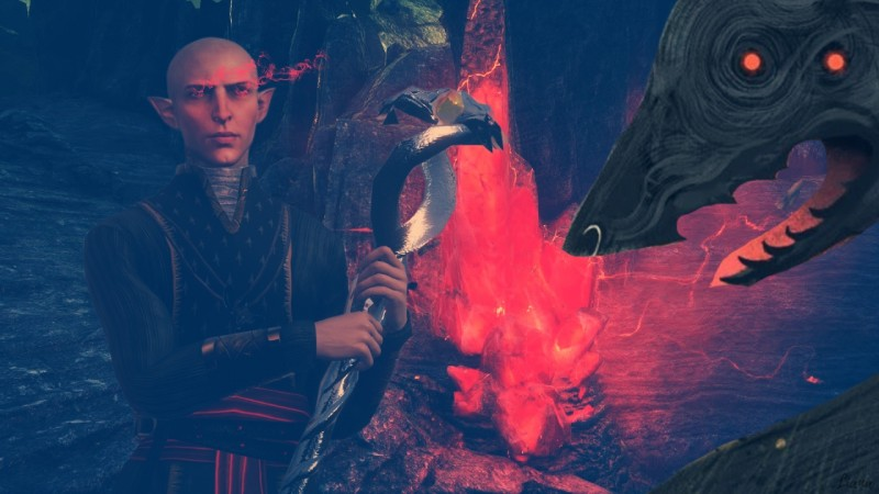 Dragon Age 4 Theory: Solas, Red Lyrium, And Blight Ambitions