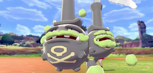 This Galarian Weezing Cosplay Is Incredible