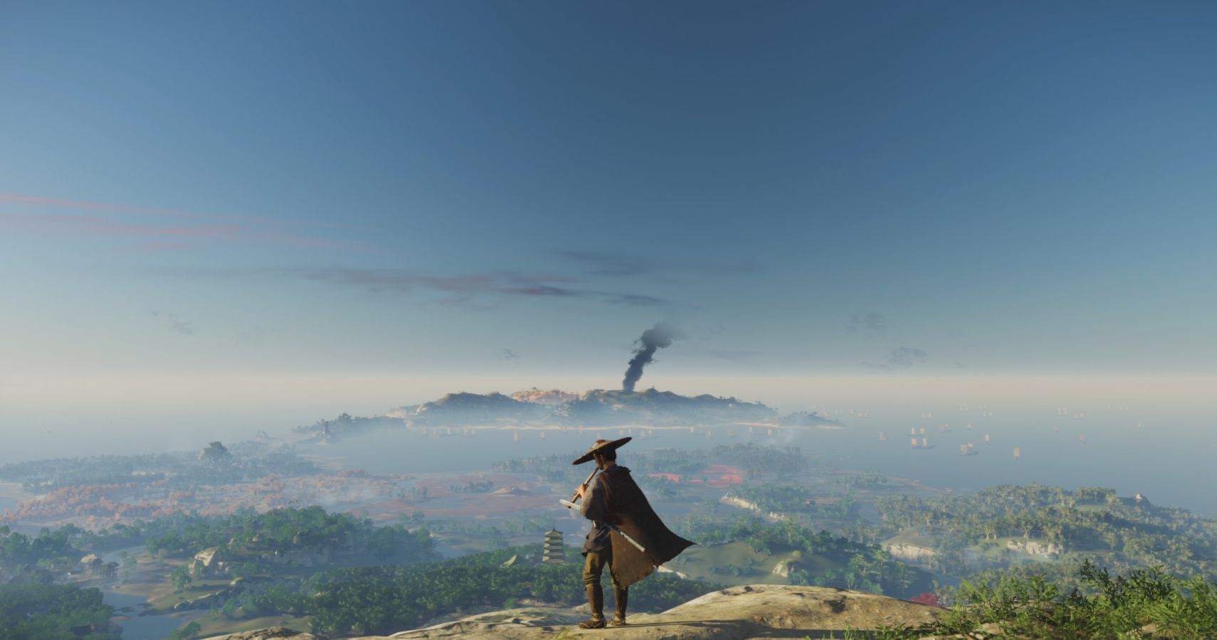 TV Show Inspired By Ghost Of Tsushima Comes Out Next Week