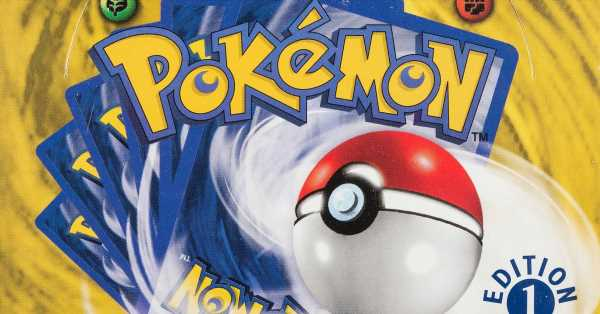 Another box of rare Pokémon cards are up for auction, bids closing in on $300,000