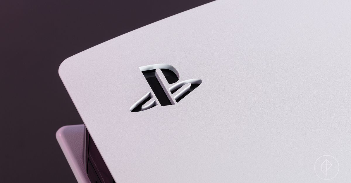 The PS5 was 'much larger' in the beginning