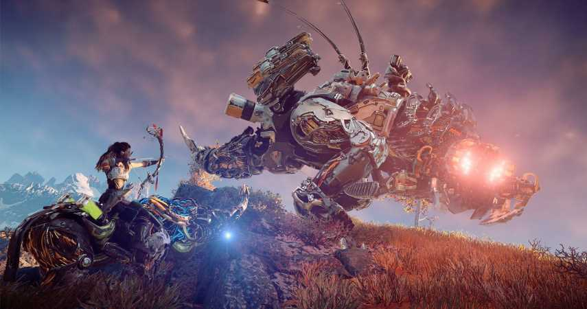 Horizon Zero Dawn PC Patch 1.08 Improves Audio Performance And Fixes More Crashes