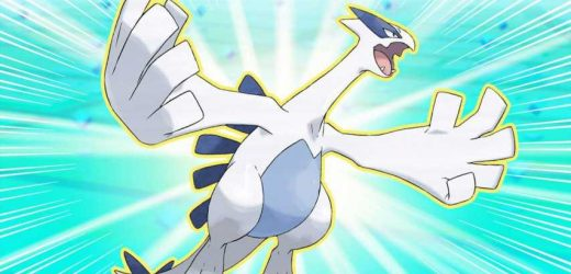 Pokemon Go: The Best Lugia Counters