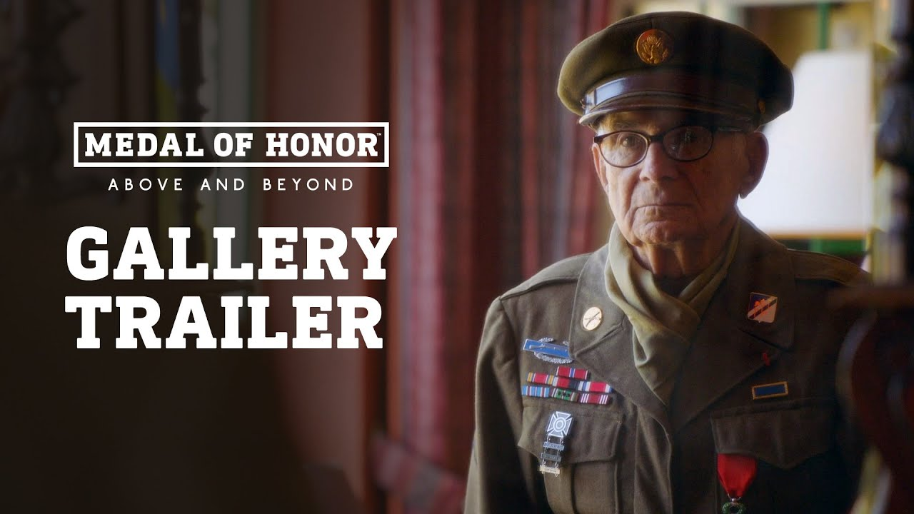 Medal of Honor VR Trailer Shows In-game Short Films with WWII Vets