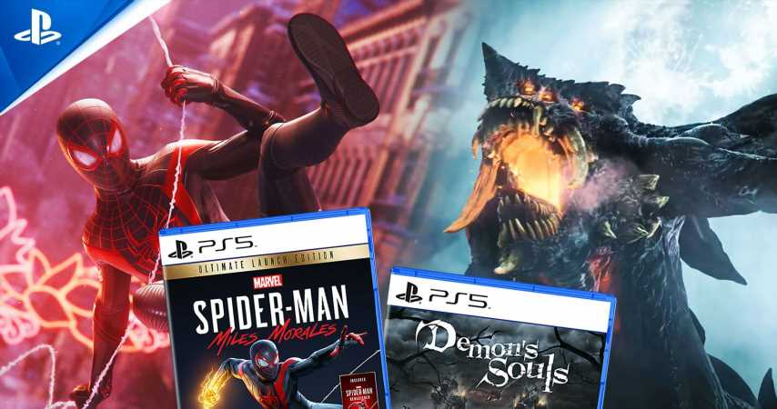 Demon's Souls And Spider-Man: Miles Morales Sold Better Combined Than Xbox Series X/S In Japan