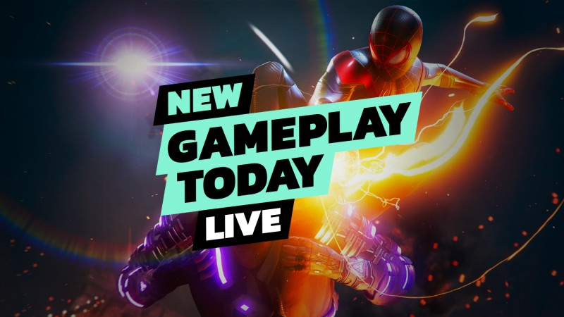 New Gameplay Today Live – Marvel's Spider-Man: Miles Morales