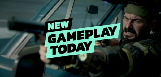 New Gameplay Today – Call Of Duty: Black Ops Cold War Campaign