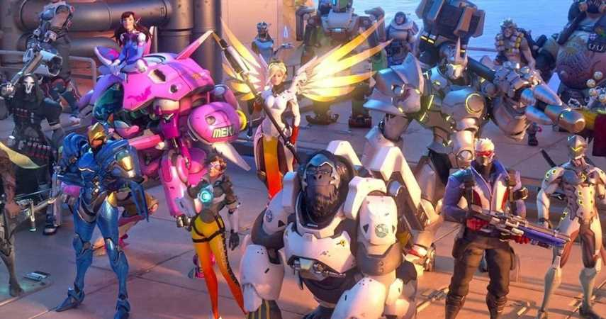 Overwatch's New 'Priority Pass' System Rewards Tickets To Jump The Role Queue