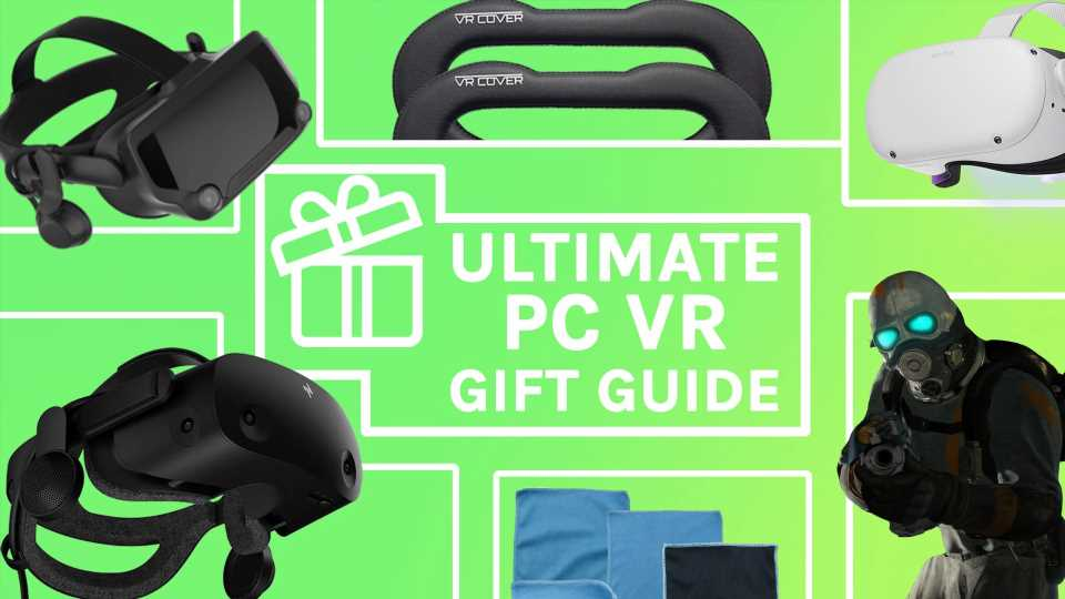 PC VR Gift Guide – Index, Reverb G2, Oculus: Ultimate List
