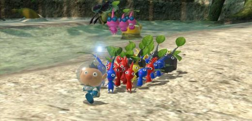 "Pikmin 3 Deluxe Review: ""Pik"" This One Up"