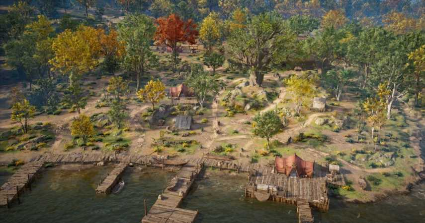 Assassin's Creed Valhalla A New Home Guide