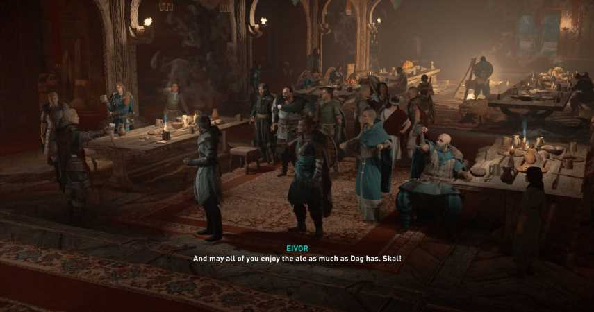 Assassin's Creed Valhalla An Island Of Eels Guide