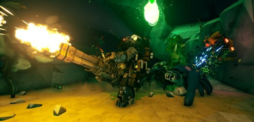 Deep Rock Galactic Is The Best Aliens Game Ever Made