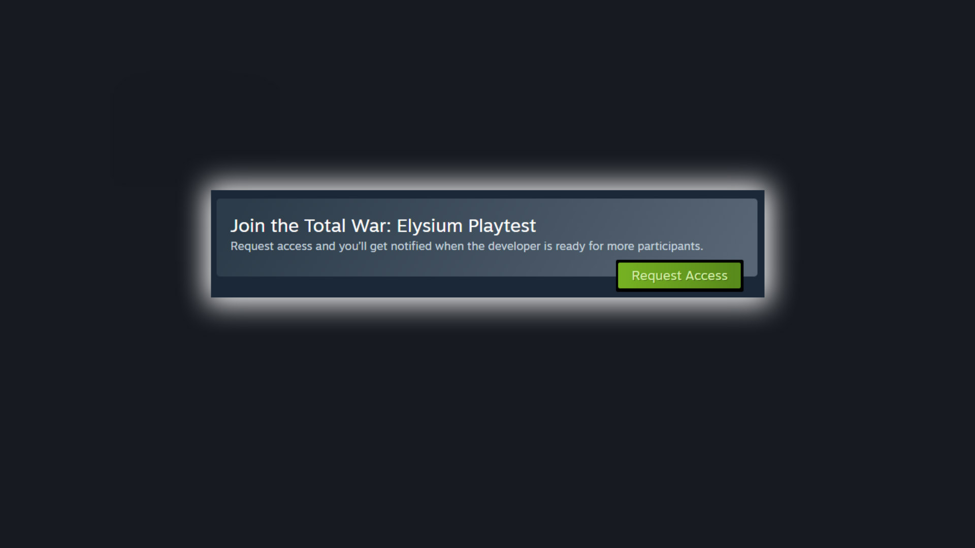 Steam's 'Playtest' Store Option Aims to Make Beta Testing Easier for Devs & Players – Road to VR
